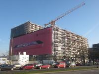 Neubau Wohn- und Geschäftshäuser auf dem Postareal am Ostbahnhof Berlin